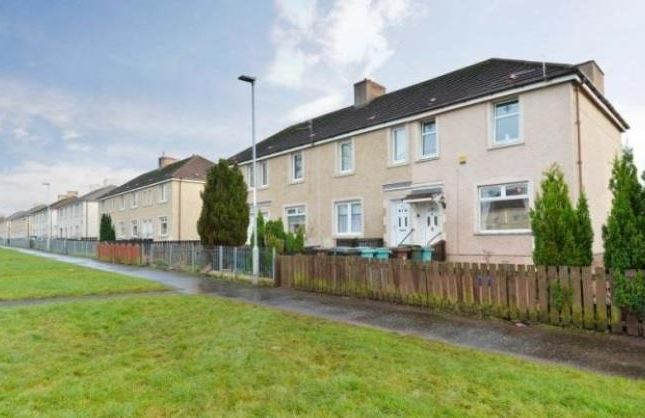 Thumbnail End terrace house to rent in Glencairn Avenue, Wishaw