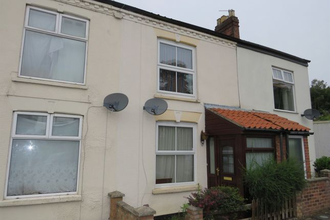 Thumbnail End terrace house for sale in Morley Street, Norwich