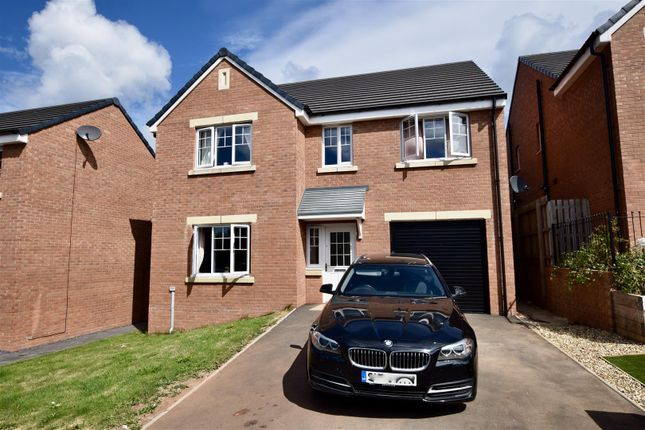 5 bed detached house for sale in Gelli Goch, Coity, Bridgend CF35