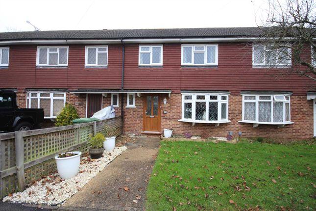 Thumbnail Terraced house to rent in Burlsdon Way, Bracknell