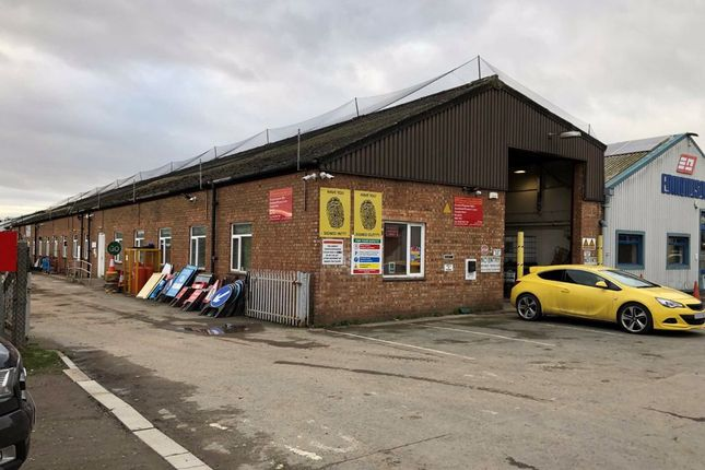 Thumbnail Light industrial to let in Faraday Road, Hereford, Herefordshire