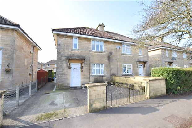 Thumbnail Semi-detached house for sale in Upper Bloomfield Road, Bath, Somerset