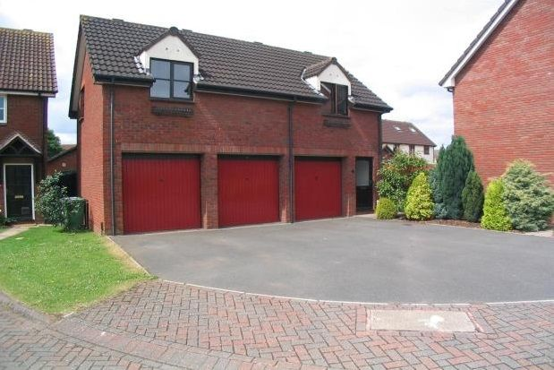 Thumbnail Property to rent in Babblebrook Mews, Pinhoe, Exeter