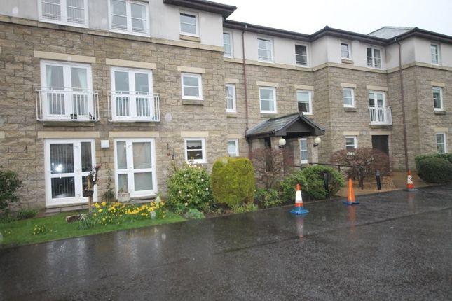 Thumbnail Flat to rent in Dalblair Court, Ayr