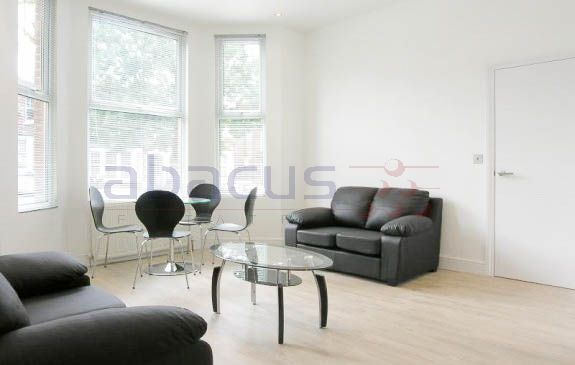 Thumbnail Flat to rent in Minster Road, West Hampstead