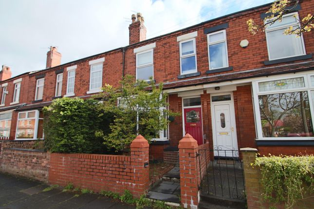 2 bed terraced house to rent in Lyme Grove, Romiley, Stockport SK6
