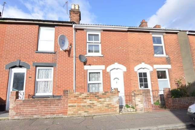 Thumbnail Terraced house for sale in Kendall Road, Colchester