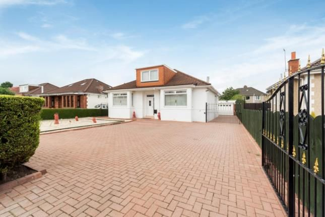 Thumbnail Bungalow for sale in Carrick Drive, Mount Vernon, Lanarkshire