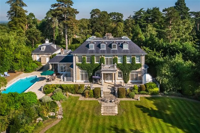 Thumbnail Detached house for sale in Weybridge, Surrey