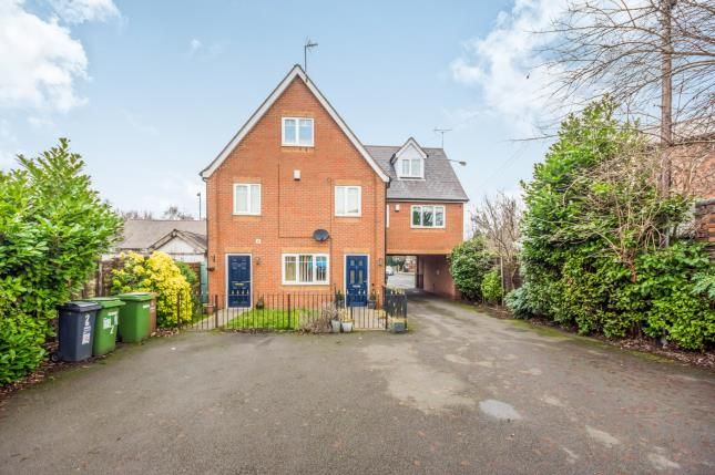 Thumbnail Flat for sale in Wellington Court, Wellington Place, Willenhall, West Midlands