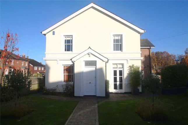 Thumbnail Detached house for sale in Springfield Road, Groombridge, Tunbridge Wells