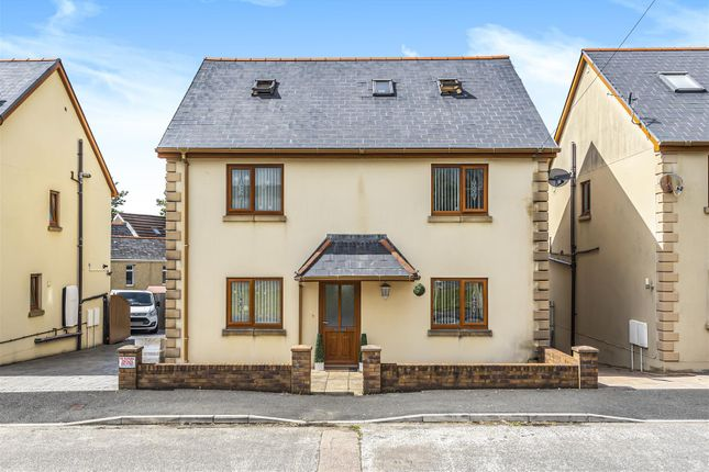 Thumbnail Detached house for sale in Heol Bedwas, Birchgrove, Swansea