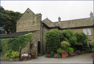 Thumbnail Hotel/guest house for sale in Old Golf House Hotel, New Hey Road, Huddersfield, West Yorkshire