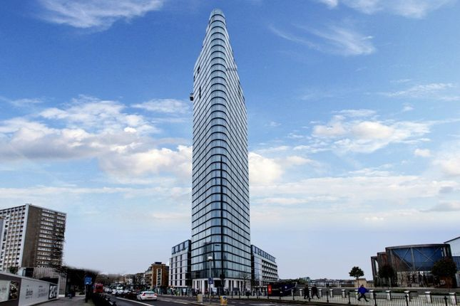 Thumbnail Flat to rent in 2 Bedroom Penthouse, Chronicle Tower, Lexicon, London