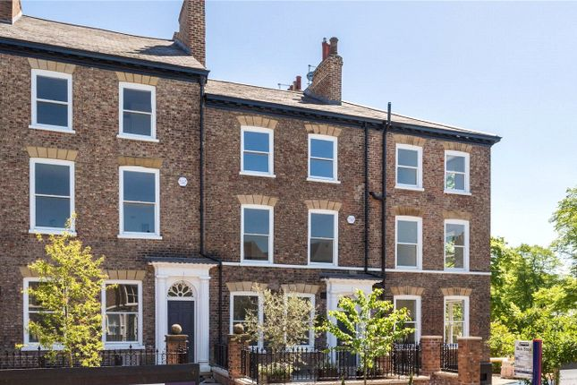 Thumbnail Terraced house for sale in Newington Place, Mount Vale, York