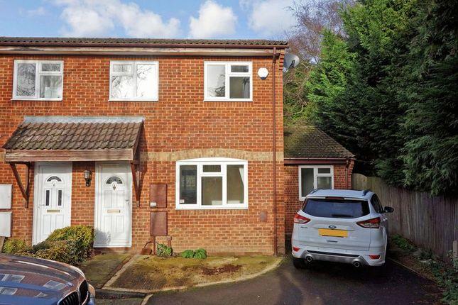 Thumbnail Semi-detached house to rent in Brooklands, Aldershot
