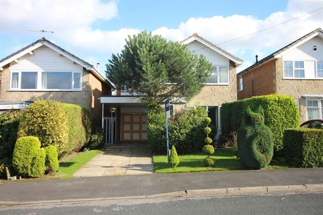 Thumbnail Detached house for sale in Whiteley Croft Rise, Otley