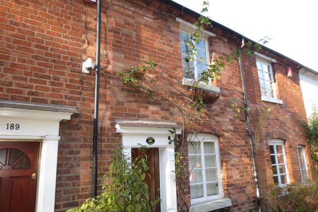 Thumbnail Terraced house to rent in Billesley Lane, Moseley, Birmingham