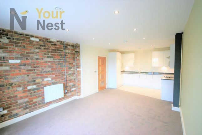 Thumbnail Flat to rent in Apartment 3, Belmont Waterside