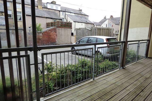 Balcony & Parking