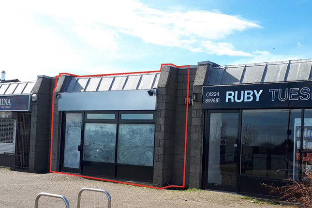 Retail premises to let in Loirston Avenue, Cove Bay, Aberdeen