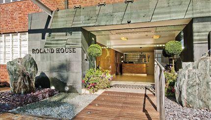 Studio to rent in Roland House, Roland Gardens