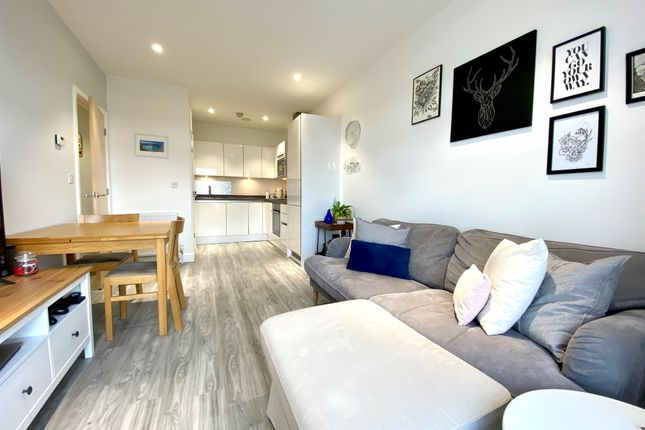 Thumbnail Flat for sale in High Street, Great Cambourne, Cambridge