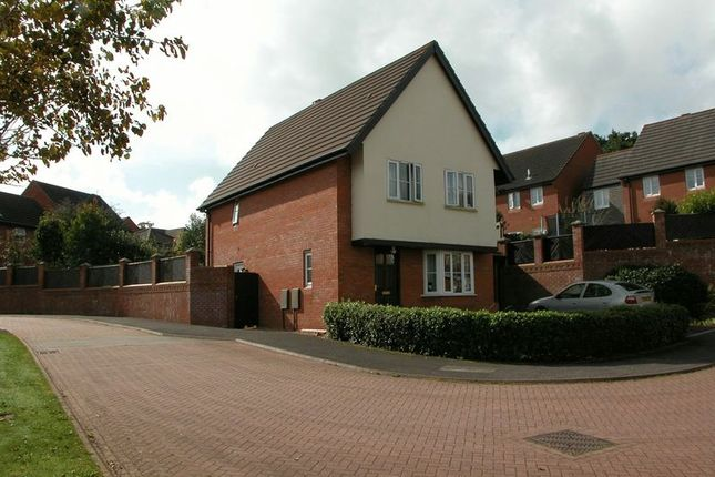Thumbnail Detached house to rent in Glen Farm Crescent, Honiton
