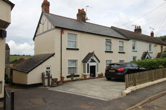 Thumbnail Semi-detached house to rent in Tedburn St. Mary, Exeter