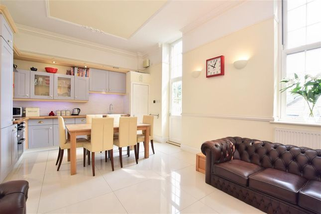 Thumbnail Town house for sale in Brigade Place, Caterham, Surrey