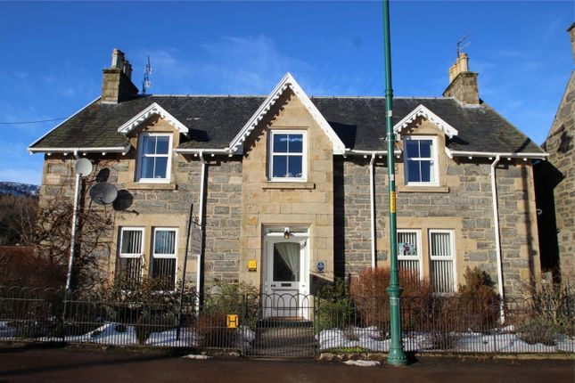 Thumbnail Property for sale in Gynack Villa, High Street, Kingussie, Highland