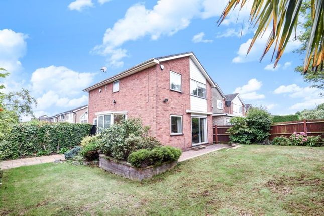 Thumbnail Detached house for sale in Park Way, Whetstone