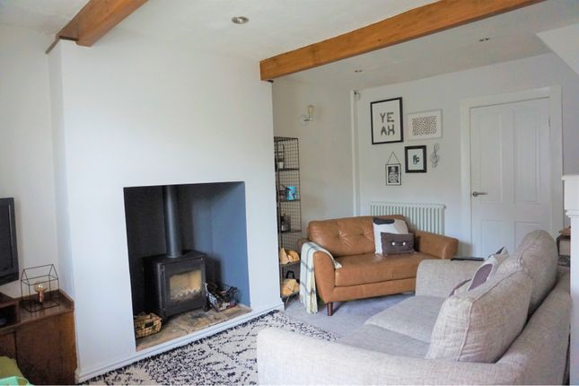 Thumbnail End terrace house for sale in Higham Lane, Gee Cross