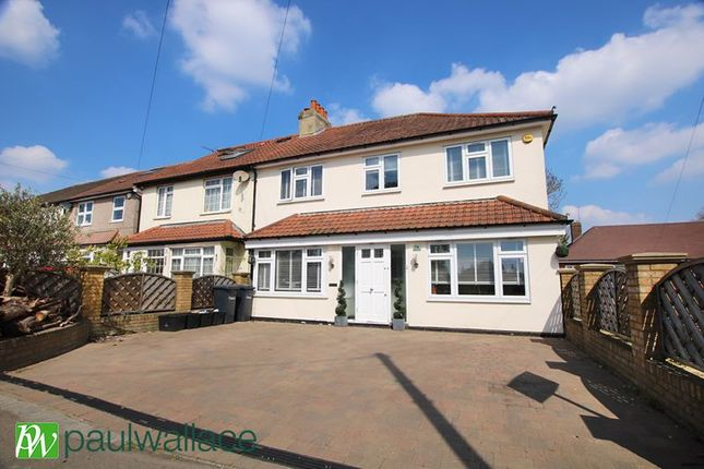 5 bed semi-detached house for sale in Goffs Lane, Goffs Oak, Waltham Cross EN7