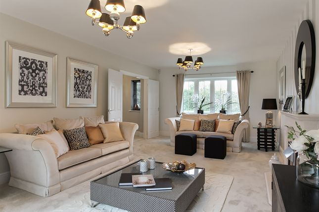 "Thumbnail Detached house for sale in ""The Bond"" at Mountsorrel Lane, Rothley, Leicester"
