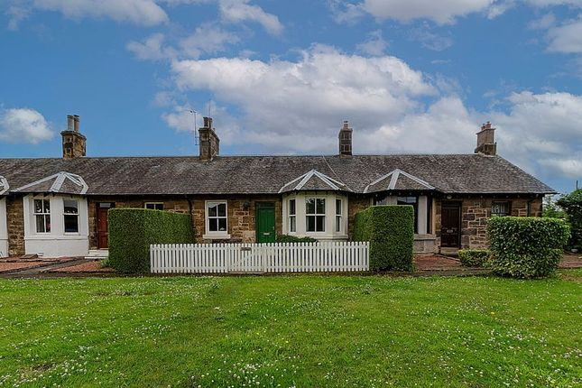 Thumbnail Terraced house for sale in Lingerwood Cottages, Newtongrange, Dalkeith