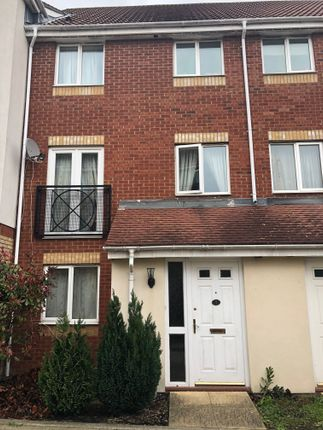 Thumbnail Terraced house for sale in Longmarsh Lane, London
