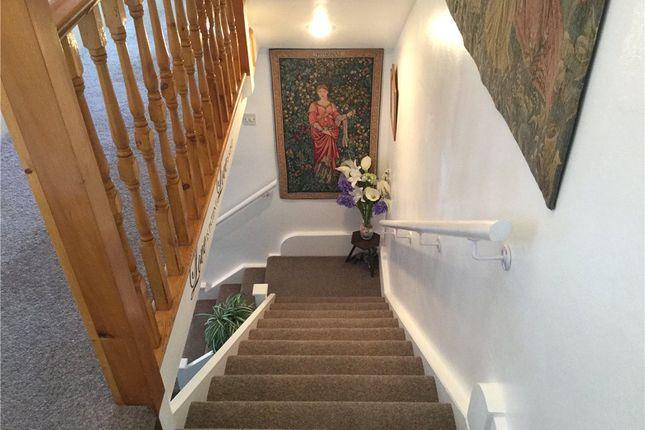 Stairs of Badshot Lea Road, Badshot Lea, Farnham GU9