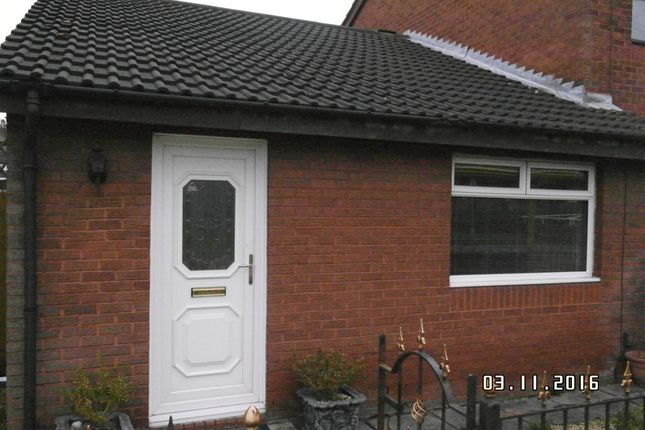 Thumbnail Bungalow to rent in Elephant Lane, Thatto Heath, St. Helens
