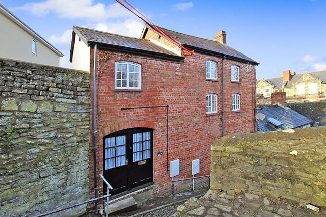 Thumbnail Maisonette for sale in High Street, Builth Wells