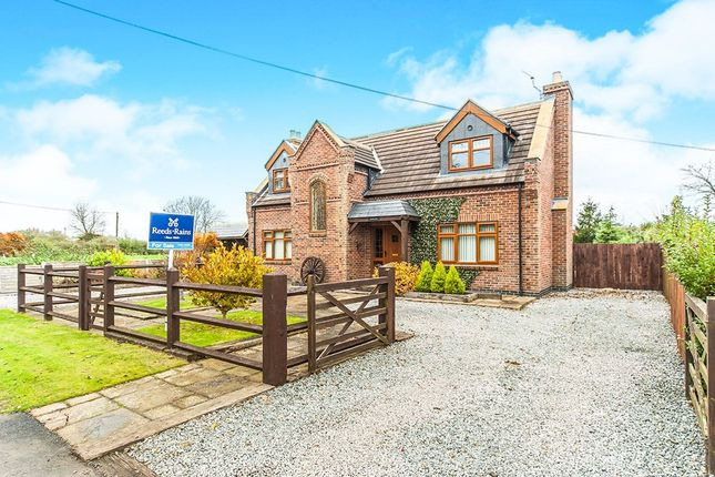 Thumbnail Detached house for sale in North Leys Road, Hollym, Withernsea