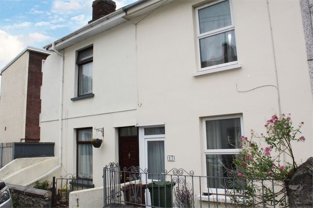 Thumbnail End terrace house for sale in Bedford Street, Plymouth, Devon