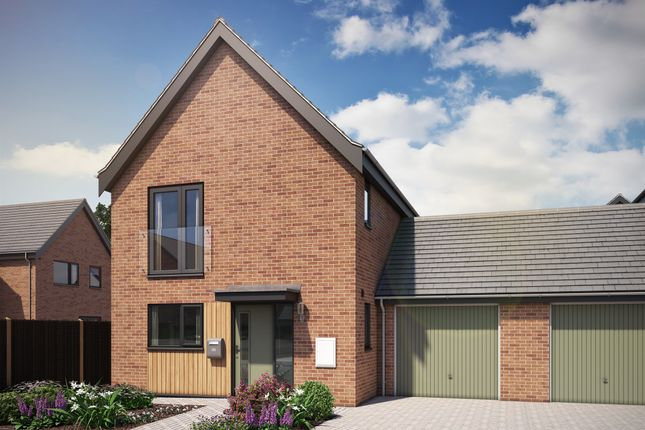 Thumbnail Link-detached house for sale in Swans Nest, Brandon Road, Swaffham