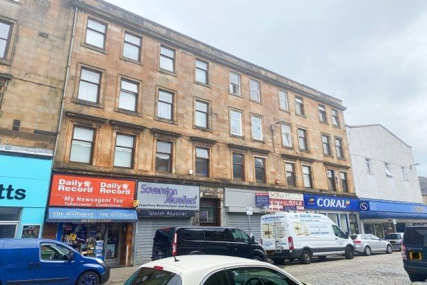 2 bed flat to rent in West Blackhall Street, Greenock PA15