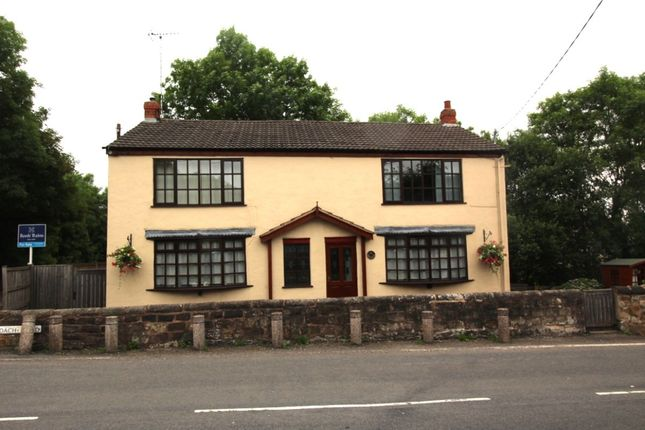 Thumbnail Detached house for sale in Golden Valley, Riddings, Alfreton