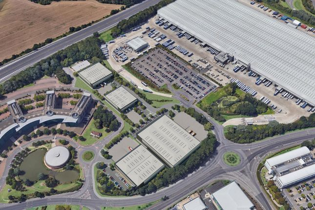 Thumbnail Industrial to let in Reading International Logistics Park, Basingstoke Road, Reading