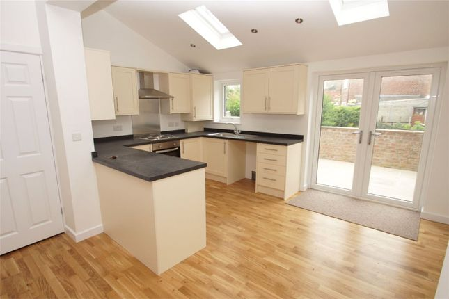Thumbnail 1 bed terraced house to rent in Doncaster Road, Selby, North Yorkshire