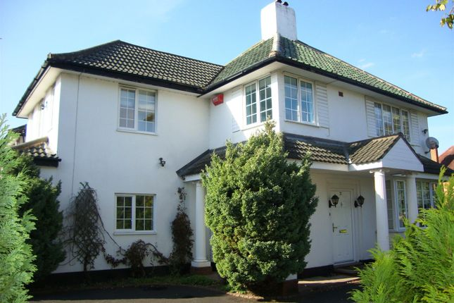 Thumbnail Detached house to rent in Heaton Road, Solihull