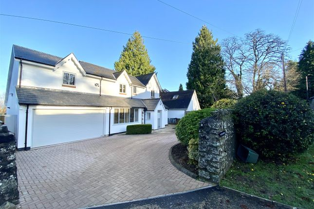 5 bed detached house for sale in Shirenewton, Chepstow NP16