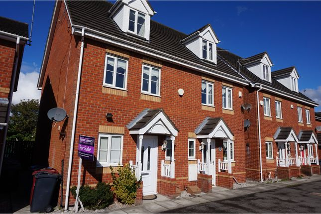 Thumbnail Semi-detached house for sale in Harron Close, Liverpool